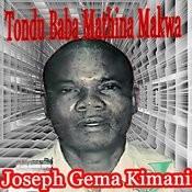 Tondo Baba Mathina Makwa Songs