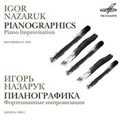 Igor Nazaruk: Pianographics Songs