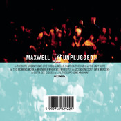 MAXWELL MTV UNPLUGGED Songs