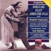 Prokofiev: Romeo And Juliet Suites - Sinfonia Concertante Songs
