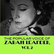 The Popular Voice Of Zarah Leander, Vol. 2 Songs