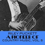 A Pioneer Of Country Music, Vol. 5 Songs