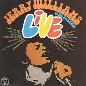 Jerry Williams & The Violents - Live Songs