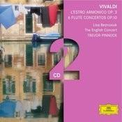 Vivaldi: L'estro armonico; 6 Flute Concertos Songs