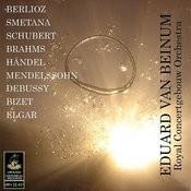 Van Beinum Conducts Berlioz, Schubert, Bizet And Others Songs