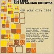 New York City, 1934 Songs