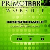 Indescribable (Worship Primotrax) [Performance Tracks] - EP Songs