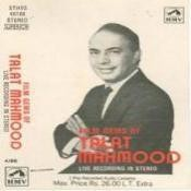 Talat Mahmood - Film Gems (live Recording) Songs