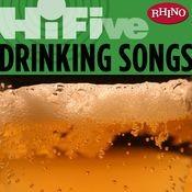 Rhino Hi-Five: Drinkin' Songs Songs