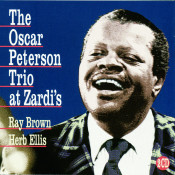 The Oscar Peterson Trio At Zardis Songs