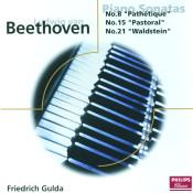 Beethoven Piano Sonatas Nos 8 15 21 Songs