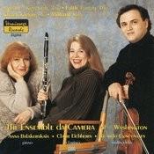 'Kegelstatt' Trio/Faith Fantasy Trio/Khachaturian Trio/Milhaud Suite Songs
