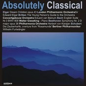 Elgar: Dream Children/Bach: English Suite No.3/Karajan: Symphony No.2, Et Al. Songs