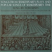 Songs From Shakespeare's Plays And Songs Of His Time Songs