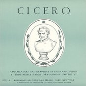Cicero: Commentary And Readings In Latin And English By Moses Hadas Songs