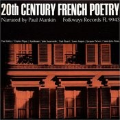 20th Century French Poetry: Narrated By Paul Mankin Songs