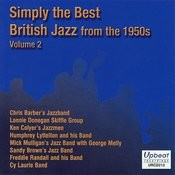 Simply The Best British Jazz From The 1950s Volume 2 Songs