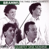 Johannes Brahms: The Three String Quartets Songs