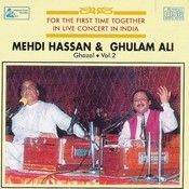 Ghazal - For The First Time Together - Vol - 2 Songs