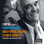 L'Art de Gabriel Bacquier Songs
