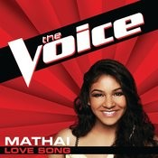 Love Song (The Voice Performance) Songs