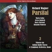 Parsifal: Act II,