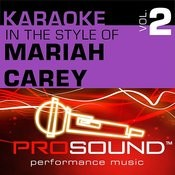 I Still Believe (Karaoke Lead Vocal Demo)[In The Style Of Mariah Carey] Song
