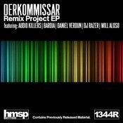 Derkommissar's Remix Project Ep Songs