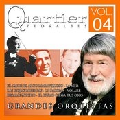 Quartier Pedralbes. Grandes Orquestas. Vol.4 Songs