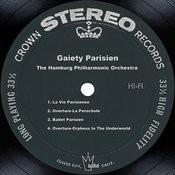 Gaiety Parisien Songs