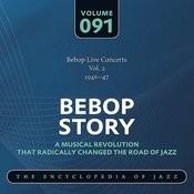Bebop Live Concerts Vol. 2 (1946-47) Songs