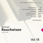 Michael Raucheisen Vol. 18 Songs