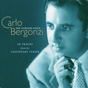 Carlo Bergonzi - The Sublime Voice (2 CDs) Songs