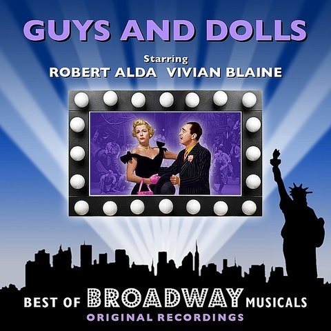 guys and dolls play report
