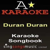 Karaoke Songbook (Originally Performed By Duran Duran) [Karaoke Audio Versions] Songs