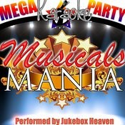 Mega Karaoke Party: Musicals Mania Songs