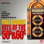 Male Karaoke Hits Of The 50s & 60s Vol. 2 Songs
