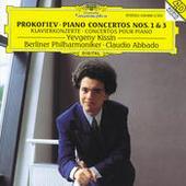 Prokofiev: Piano Concertos Nos.1 & 3 Songs