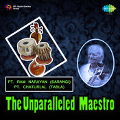 Pandit Ram Narayan - The Unparalleled Maestro Songs