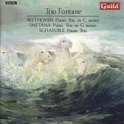 Piano Trios By Beethoven, Smetana, Schaeuble Songs