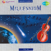 Millennium Carnatic Classical Vol 8 Songs