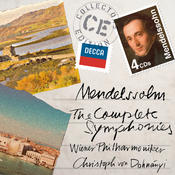 Mendelssohn: The Complete Symphonies Songs