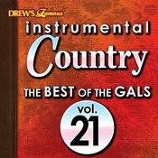 Instrumental Country: The Best Of The Gals, Vol. 21 Songs