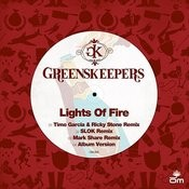 Lights Of Fire Ep Songs
