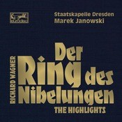 Wagner: Der Ring Des Nibelungen - Highlights Songs