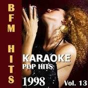 Karaoke: Pop Hits 1998, Vol. 13 Songs