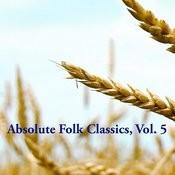 Absolute Folk Classics, Vol. 5 Songs