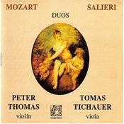 Mozart - Salieri, Duos Songs