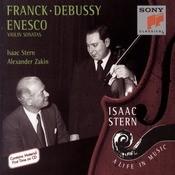Franck/Debussy/Enesco: Violin Sonatas Songs