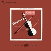 Heifetz Encores: Jascha Heifetz With Emanuel Bay At The Piano Songs